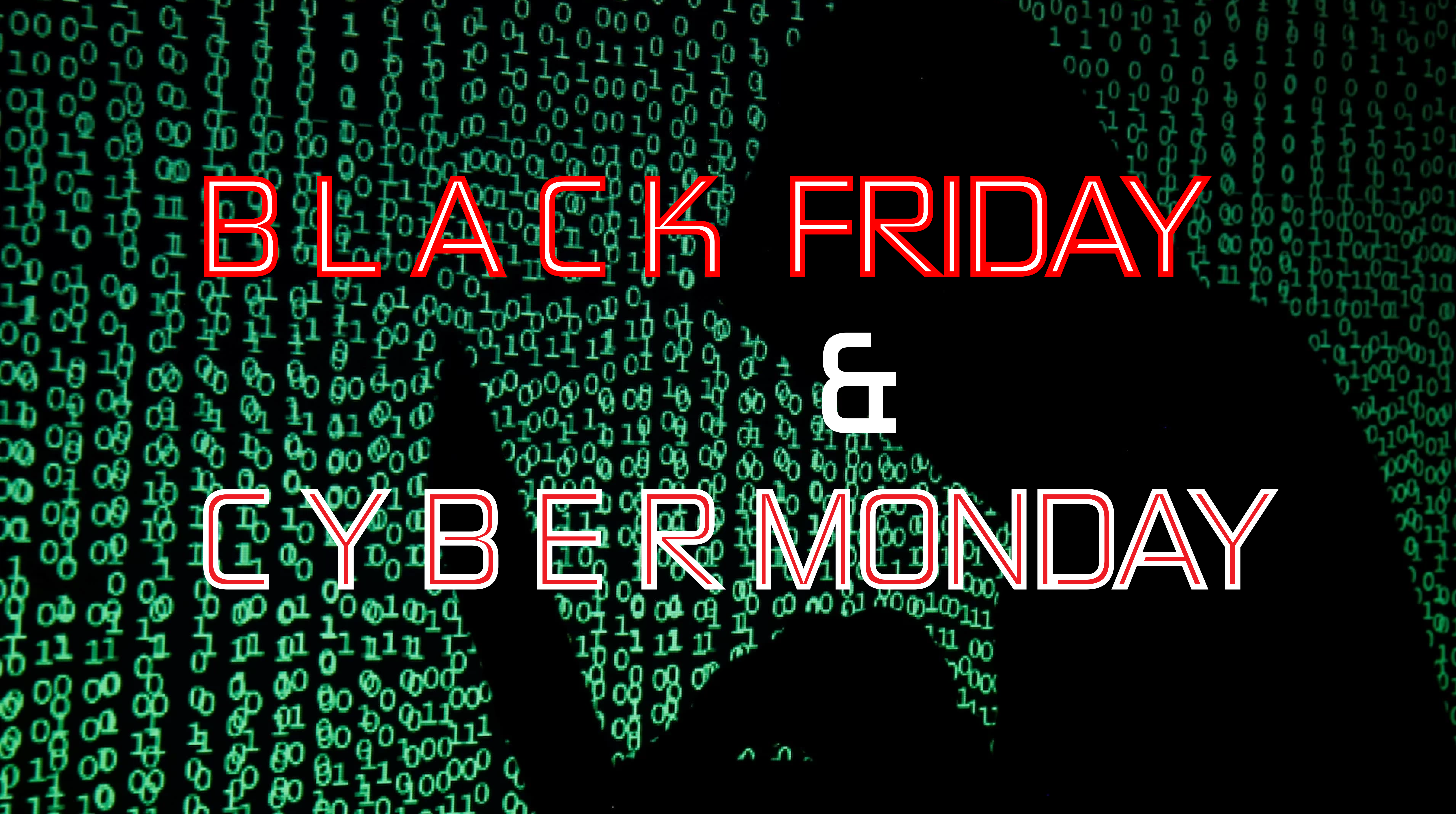 black friday & cyber monday hacker image